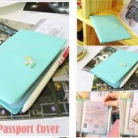 Korean Pony Passport Cover (Sampul passport dari kulit taiga halus,