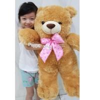 boneka teddy bear /beruang jumbo 75cm