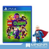PS4 Game - LEGO DC Super-Villains