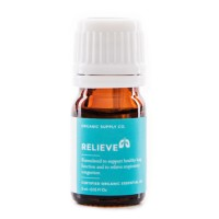 Organic Supply Co - Relieve Essential Oil - 10ml