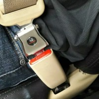 Colokan Safety Belt 2 in 1 Logo Honda Brio
