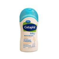 Cetaphil Baby Gentle Wash & Shampoo 50 Ml