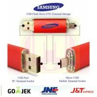 Flashdisk OTG SAMSUNG 64GB / FLASH DISK SAMSUNG OTG 64GB / MICRO USB