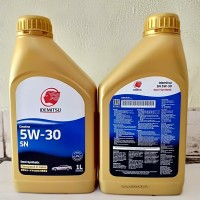 Oli Mobil Idemitsu SN 5W30 5W-30 5-30 5/30 5W/30 SS Kemasan 1 Liter