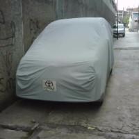 Kualitas Terbukti Selimut Mobil Toyota Alphard DOUBLE COVER polos sel