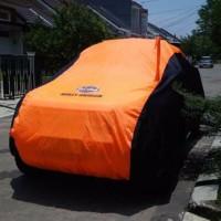 Kualitas Terbukti Selimut mobil Toyota Agya Double Cover FULL OUTDOOR