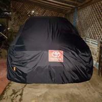 Kualitas Terbukti Selimut mobil Toyota Sienta DOUBLE COVER Polos cove