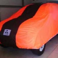 Kualitas Terbukti Selimut mobil Pajero Sport 1 garis Double Cover FUL