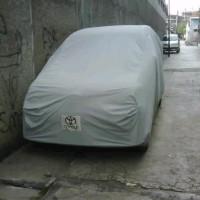 Kualitas Terbukti Selimut Mobil Toyota Avanza DOUBLE COVER polos seli