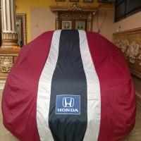 Kualitas Terbukti Selimut mobil Honda BRV 3 garis sarung mobil selimu