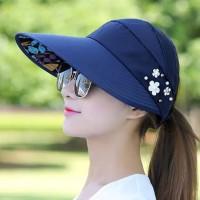 Topi Pantai Wanitag / Topi Fashion Wanita / Topi Import Out Door