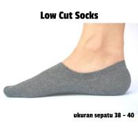 Kaos Kaki Pendek | hidden socks | invisible socks | kaos kaki low cut