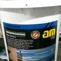 Am 110 waterproffing/ Pelapis anti bocor kemasan 20kg