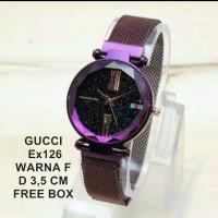 Jam Tangan Gucci Magnet Ex126