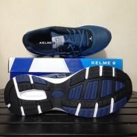 Sepatu Running/Lari Kelme Seattle Navy Blue