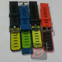 strap karet jam tangan dual tone rubber Samsung Gear S3