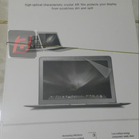 anti gores screen guard clear for new macbook air 11 inch