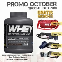 CELLUCOR Whey 5LB NEW 70 Serving