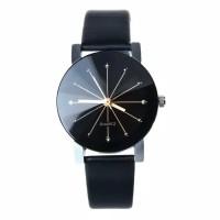 jam tangan couple unisex gucci hitam