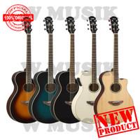 Yamaha Gitar Akustik Elektrik APX 600 / APX600 - (Tersedia 5 Warna)