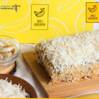 BALI BANANA Cake Khas Bali