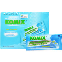 Komix (Rasa Peppermint) - Dus Isi 30 sachet