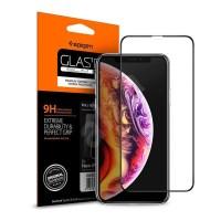 Spigen Tempered Glass iPhone XS MAX Glas.tr Full Cover - ORIGINAL