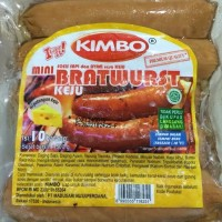 sosis bakar kimbo keju isi 10