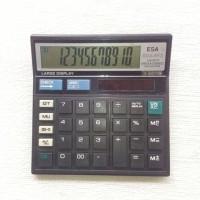 Kalkulator KW - 512 ( Mirip Citizen CT-512 )