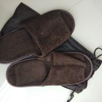 sandal anti dingin rumah hotel maskapai spa bagus