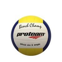 Proteam Bola Voli Beach Champ Blue-Yellow-White