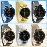 jam tangan wanita cewek gucci magnet GC093 semi super