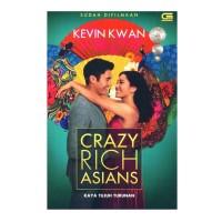 CRAZY RICH ASIANS - KAYA TUJUH TURUNAN (Cover Film)