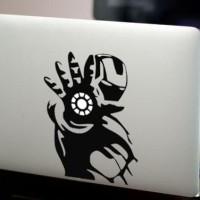 Mac Decal Macbook Sticker Ironman 4 Promo