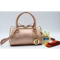 AR REAL PIC YH904 Fashion Jelly Matte Behel Rel HAND BAG ( Free Syal,