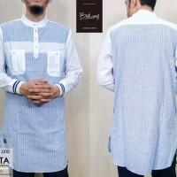 Gamis Pria / Baju Muslim Pria - BSL02B