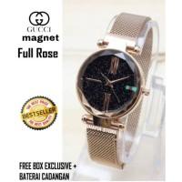 jam tangan wanita gucci magnet rantai magnet s