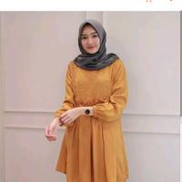 tunik wanita/blouse muslim