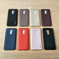 Soft Case Violet - Xiaomi Pocophone F1