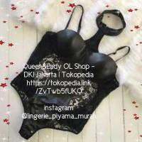 Premium lingerie sexy teddy latex dancer dj clubwear jumbo big size