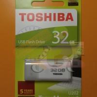 Toshiba 32GB TransMemory U202 Hayabusa Flashdisk Flash Disk ORI MURAH