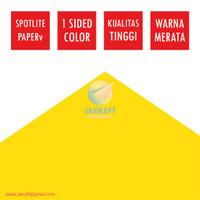 Kertas Karton Asturo Warna Kuning (60 x 40 cm) Scotlite