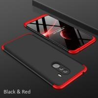 Xiaomi Pocophone F1 360 protection slim matte case- pocophone f1 case