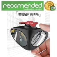 3R Kaca Spion Blindspot Wide Angle Big Vision - 3R-051 / 3R-046 - Hit