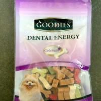 Snack Anjing Goodies Dental Energy Assorted 125g 030409