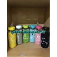 My Bottle Busa + FREE POUCH BUSA / Botol minum / My Botol TERMURAH