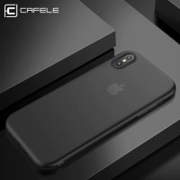 Cafele Iphone X XR XS XS MAX ( Free Tempered Glass ) Premium Soft Case