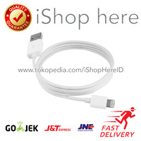 Kabel Charger Data Lighting to USB Cable iPhone Original