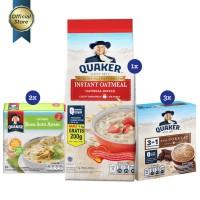 Quaker Everyday Breakfast Package B FS