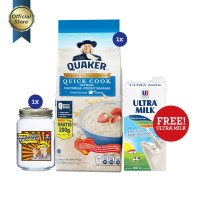 Quaker Overnight Oat Package